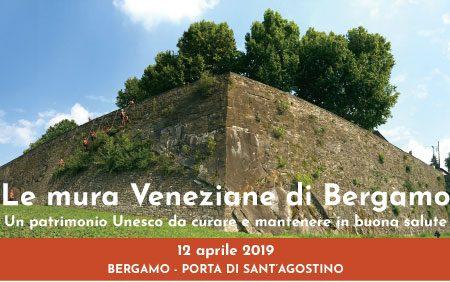 12 aprile 2019 Convegno Le mura Veneziane di Bergamo